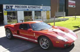 PT Precision Automotive Pty Ltd Pic 3 - 2005 Ford GT40