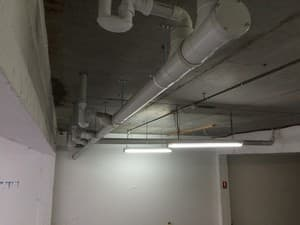 Plumber@Hand Pic 3 - Commercial drainage project Collingwood warehouse