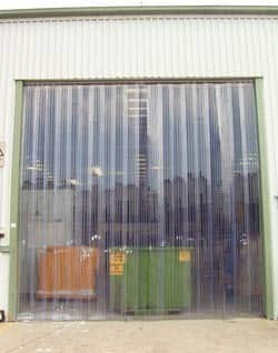 Austcold Industries Pty Ltd Pic 1 - Clear Plastis Door Strips