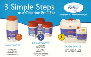 Direct Pool Supplies Pic 4 - Spa Poppits