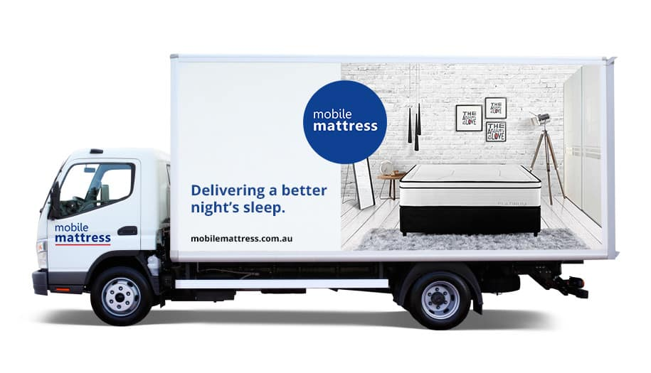 Mobile Mattress Pic 1