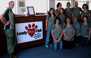 Lonely Pets Club Pic 3 - Some of the local Brunswick Team