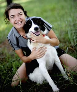 Lonely Pets Club Pic 4 - Franchisee Laura and Duke