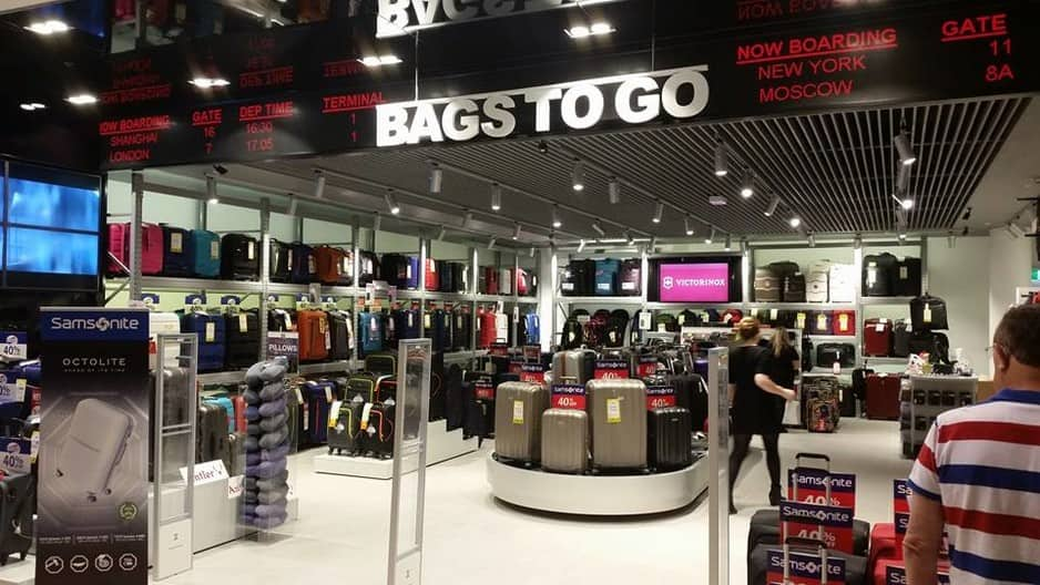 Bags to Go Factory Outlet Pic 1