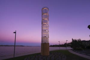Tascon Constructions Pty Ltd Pic 4 - Sandy Bay Sculpture