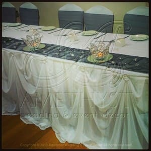 Amethyst Wedding & Event Decor Pic 4