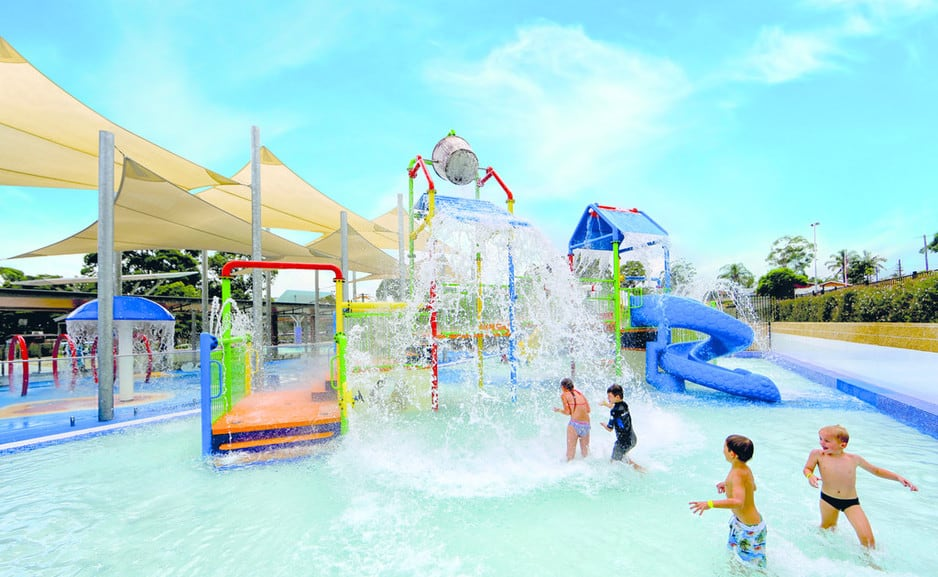 Ingenia Holidays Lake Conjola Pic 1 - Water Playground