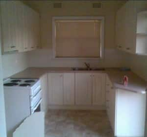 Absolute Maintenance & Services Pic 2 - Before Kitchen Renovation Hurstville