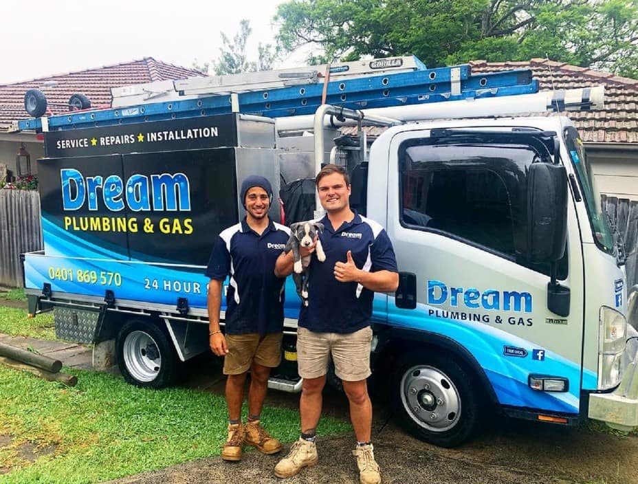 Dream Plumbing & Gas Pty Ltd Pic 1