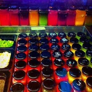 XS Espresso Pic 3 - Fresh Cold pressed juices
