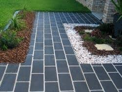 Adstyle Concretors Pty Ltd Pic 1 - Front Lawn Paving