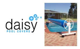 PoolTastic Pool & Spa Pic 1 - Daisy solar blankets reels installed