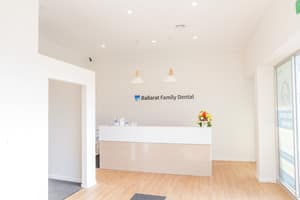 Ballarat Family Dental Pic 3 - Front Desk
