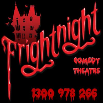 Frightnight Comedy Theatre Pic 1 - Frightnight Logo