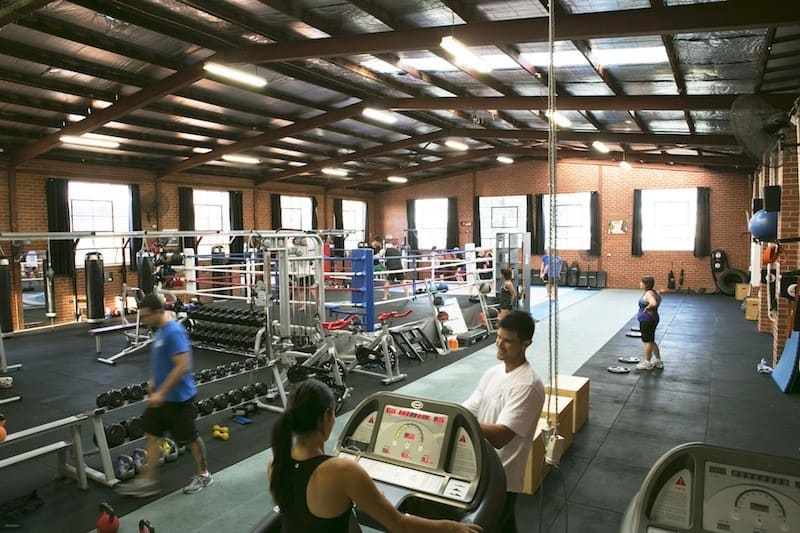 Fit Impact Pic 1 - Melbourne Warehouse Gym