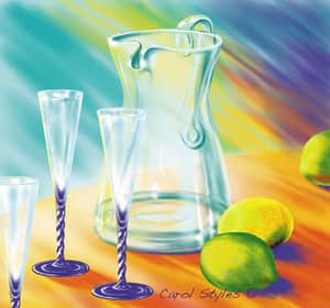 Styles Graphics Pty Ltd Pic 4 - Product Illustration by Styles Graphics Carol Styles