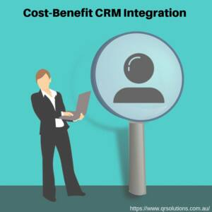 QR Solutions Pty Ltd Pic 2 - CRM Integration