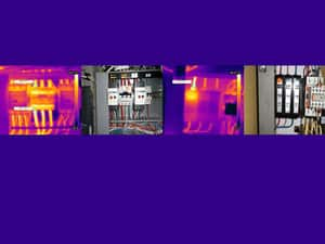 Thearle Electrical Pic 2 - Thermographic ScanningImaging