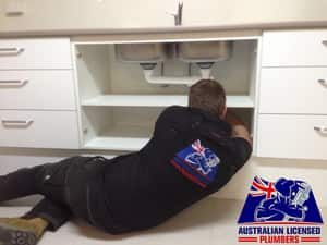 Australian Licensed Plumbers Pic 2 - New Kitchen Plumbing Clean Done Right By A Licensed Plumber