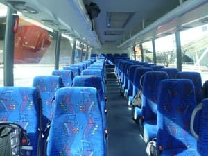 Capital School Tours Pic 2 - 57 seater