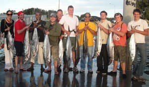 BK's Gold Coast Fishing Charters Pic 4 - Friendly Professional Gold Coast Fishing Charters since 1987