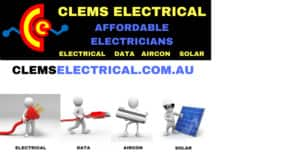 Clems Electrical / Affordable Electricians Pic 4