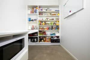 Qspec Building Mobility Solutions Pic 5 - Kitchen modifications that lower benchs creating a more functional space
