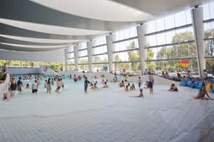 Monash Aquatic & Recreation Centre Pic 3 - Victorias Largest indoor wave pool
