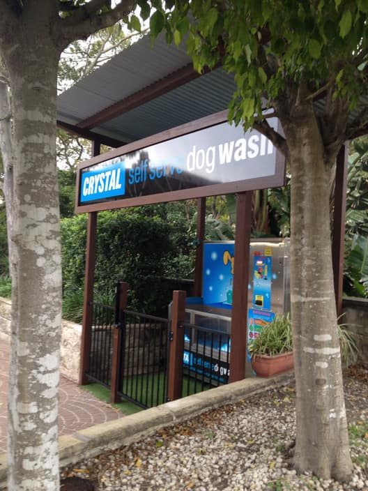 Crystal Car Wash Cafe Pic 2 - Dog wash