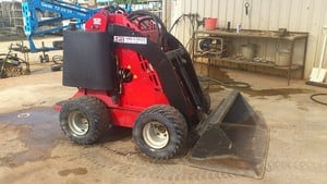South Burnett Hire & Sales Pic 2 - Mini Loaders with range of attachements Hire Rates available by the Hour or Day