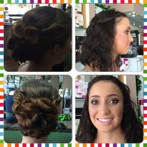 Giggles Hair & Beauty Studio Pic 2 - Formal Hair Make ups