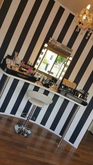 Giggles Hair & Beauty Studio Pic 4 - Our Napoleon Room