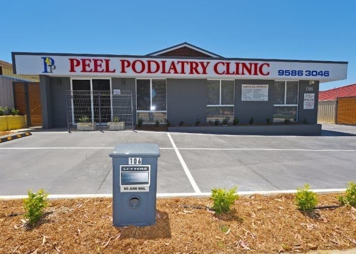 Peel Podiatry Clinic Pic 1