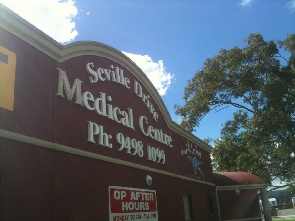 Seville Drive Medical Centre Pic 1