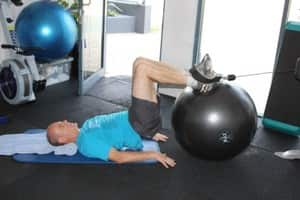 Viva Health Pic 2 - Fitball Functional Training