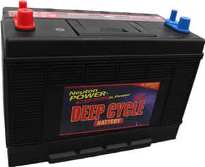 Maroondah Battery & Charger Supplies Pic 4 - Neuton Power Deep Cycle Marine Batteries Lilydale
