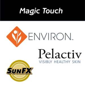 Magic Touch Pic 2 - Magic Touch specialises in introducing the Environ Pelativ SunFX and Shellac product ranges to the people of Perth