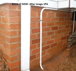 BRICK IT NOW Pic 4 - after photo replaced salt affected bricks