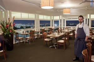 Mt Coot-tha Summit Restaurant Pic 2 - Executive Chef Sam McCrystal