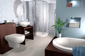 Brilliant Office Cleaning Dandenong/Dandenong South Pic 3 - Get your bathrooms like this We shine it