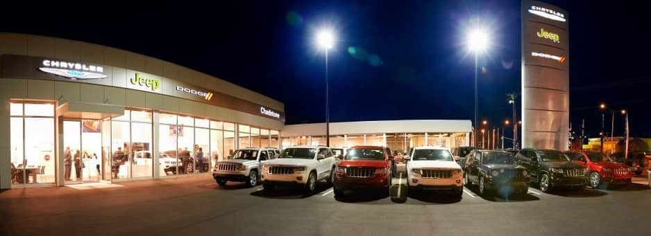 Jeep dealer in melbourne