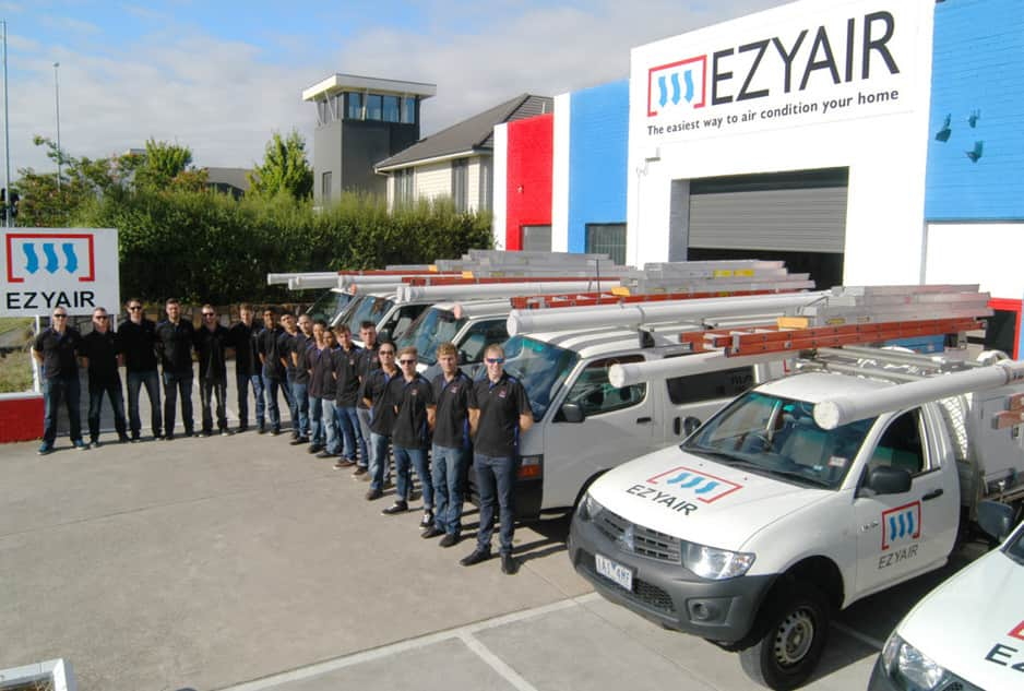 Ezy Air Conditioning & Heating Pty Ltd Pic 1