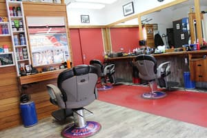 Edward Scissorhands Barber Shop Pic 4 - Best Barbershop in St Kilda