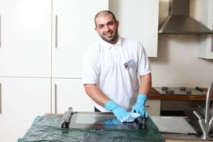 Paul's Cleaning Melbourne Pic 3 - Kitchen cleaning service