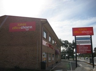 Lakes Office Choice Pic 1 - Located at 94 Pacific Highway Tuggerah NSW on Tuggerah Straight