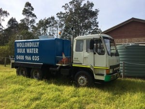 Wollondilly Bulk Water Pic 5 - Domestic water supply