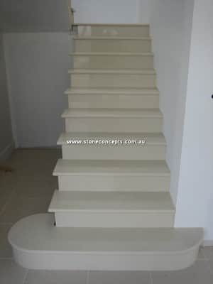 Stone Concepts QLD Pic 3 - Granite Stairs