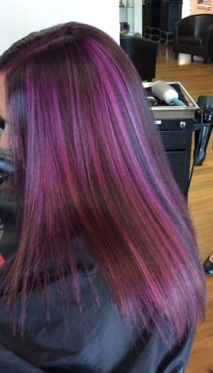 Synergy Hair Beauty Massage Pic 2 - Amazing Colour