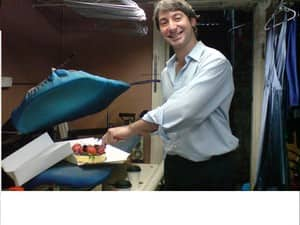 Top Cat Dry Cleaners Pic 5 - Christos Kavadias in 2006