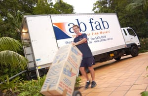 Ab Fab The Stress Free Movers Pic 2 - Hard Working Removalists